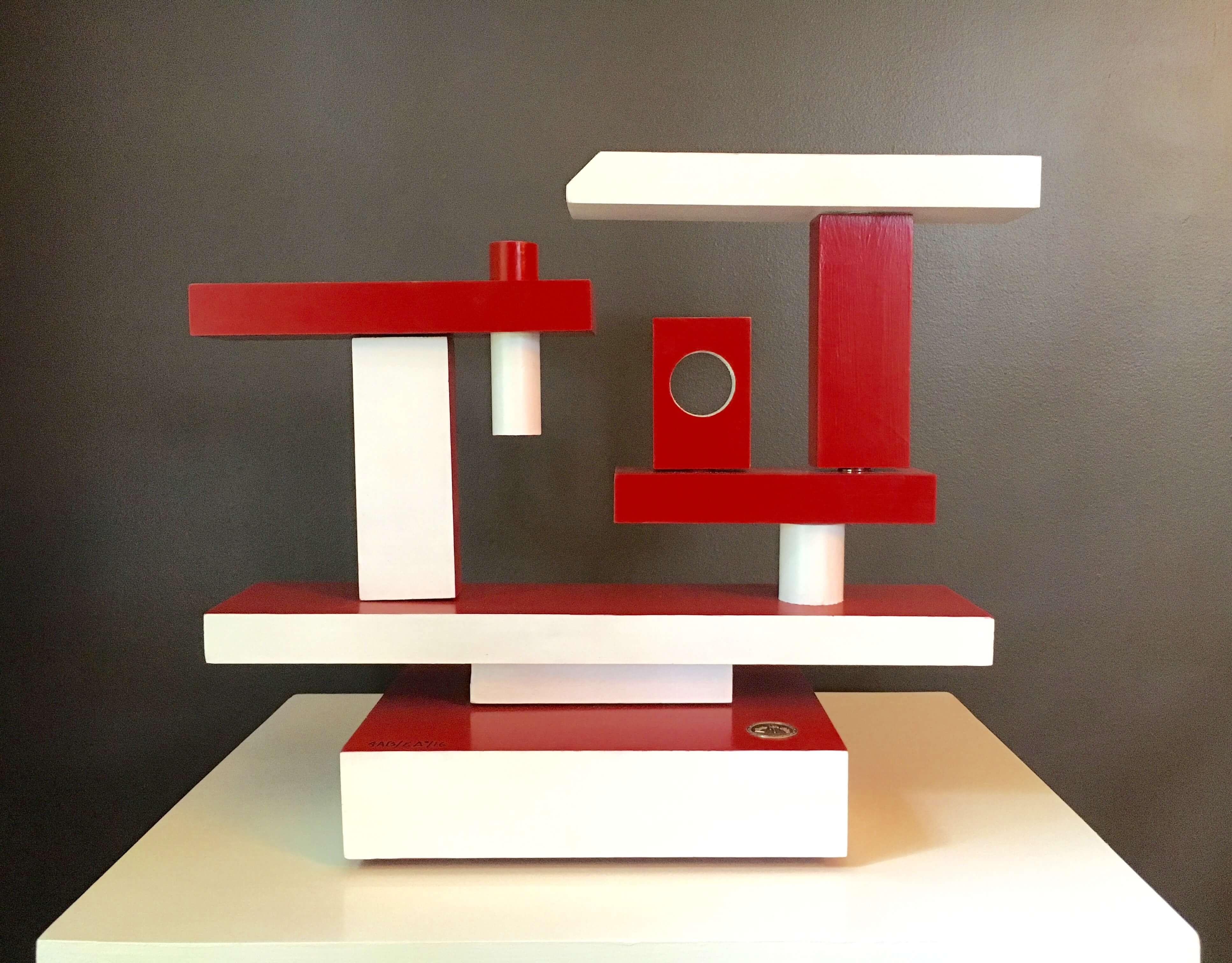 AB 3 Sculpture